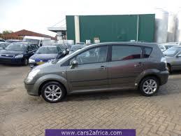 toyota corolla verso cars2africa