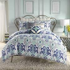 Bed Bath And Beyond Dorm Anthology Jolie Reversible Comforter Set In Blue