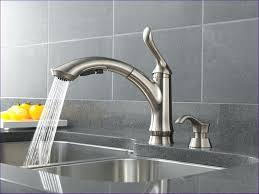 Touch Free Kitchen Faucet Entranching Fancy Free Kitchen Faucet Large Size Of At