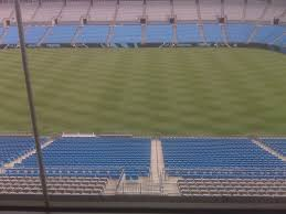 Bank Of America Stadium Map by A Behind The Scenes Tour Of The Panthers Stadium Clt Blog