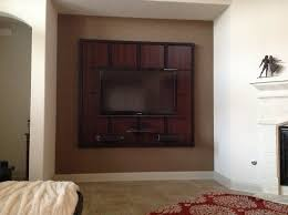a lot of homes have media niches i want a built in houston
