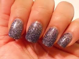 23 plain silver glitter acrylic nails u2013 slybury com