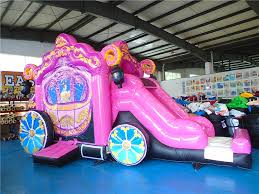cheap inflatables princess carriage for sale buy wholesale