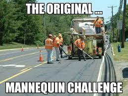 The Original Challenge The Original Mannequin Challenge