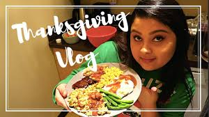 thanksgiving vlog portland oregon