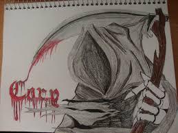 grim reaper by angel rki on deviantart
