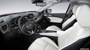 mazda 3 sedan 2017 mazda 3 sedan interior seats hd wallpaper 11
