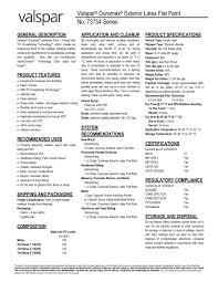 valspar duramax exterior latex flat paint valspar pdf