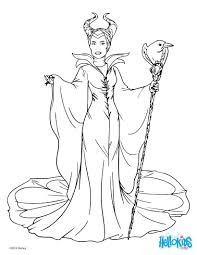 maleficent angelina jolie coloring pages cane young sleeping