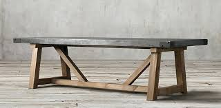 concrete and wood outdoor table small concrete table hafeznikookarifund com