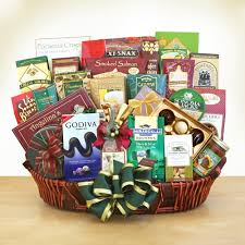 thank you gift baskets company christmas thank you gift basket california delicious