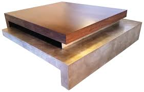 malibu coffee table perry luxe