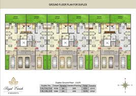 new row home floor plan new home plans design