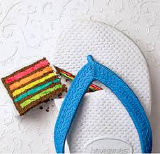 A Birthday Cake A Birthday Treat From Havaianas For Capsule By Tsa Members