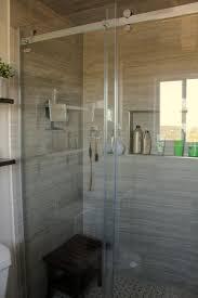 turtles and tails ensuite bathroom reno reveal ensuite bathroom renovation tile frameless shower