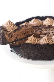 chocolate oreo ice cream pie sweetest menu