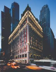 saks fifth avenue department store in new york city
