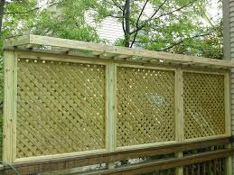 Lattice Pergola Roof by Pergola U0026 Lattice Work