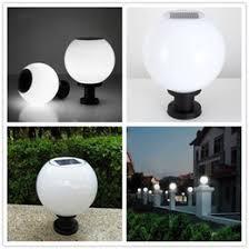 Solar Outdoor Light Fixtures by Solar Pillar Lights Outdoor Online Solar Pillar Lights Outdoor