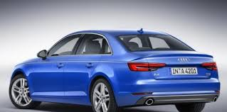 audi is a company of which country audi a4 sedan to attend 2016 auto expo audi