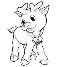 rudolph red nosed reindeer coloring pages coloring book