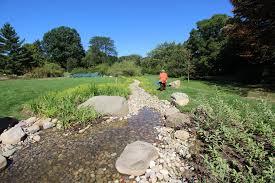 Family Garden Brooklyn Oasis Like Sustainable Water Garden Opens At Brooklyn Botanic