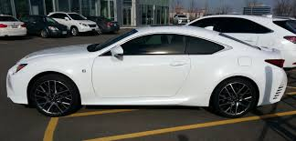 white lexus 2010 ultra white rc350 f sport clublexus lexus forum discussion
