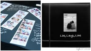 photo album guest book creative guest book alternatives lydi out loud
