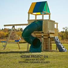 swing n slide kodiak custom play set hardware kit gym sets