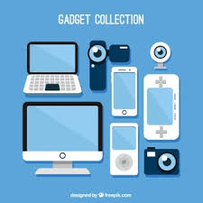 electronic gadgets electronic gadgets vector free download