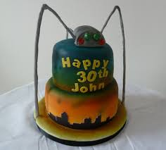 war cakes war of the worlds birthday cake wedding birthday cakes from