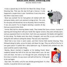 free printable reading comprehension worksheets for 3rd grade