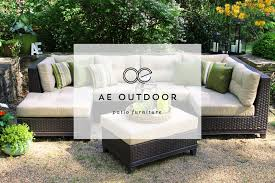 Outdoor And Patio Furniture by Ae Outdoor Furniture Branding