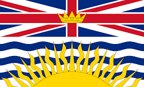 Latin Country Flags Flag Of British Columbia Wikipedia