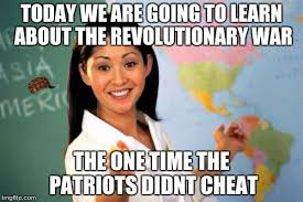 Revolutionary War Memes - unhelpful high school teacher latest memes imgflip