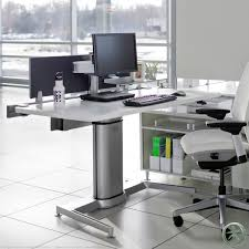 Height Adjustable Desks by Adjustable Desks Home Decor U0026 Furniture