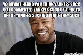 Yankees Suck Memes - suck