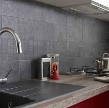 pose de faience cuisine carrelage mural couleur gris anthracite leroy merlin