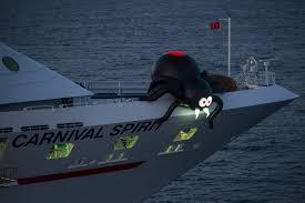 carnival cruise line australia halloween spider sydney
