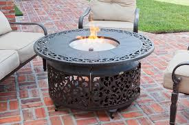 Lava Heat 2g by 1168 Fire Sense Cast Aluminum Lpg Fire Pit Costco Com Exclusive