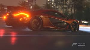 mclaren p1 price forza horizon 3 cars