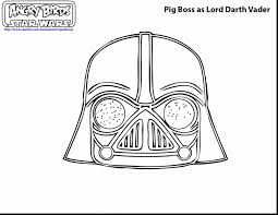 awesome angry birds star wars darth vader coloring pages with