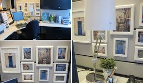 articles with ideas for decorating office cubicle for halloween