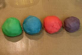 how to make playdough play doh 4 steps with pictures