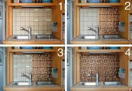 cheap kitchen backsplash tiles kitchen design overwhelming faux backsplash ideas unique