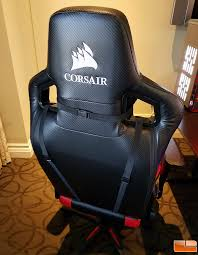 Are Gaming Chairs Worth It Corsair Enters Gaming Chair Market With Corsair T1 Race Gaming