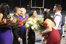 the 2017 homecoming queen takes reign talon marks