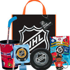 Hockey Cake Decorations Hockey U0026 Nhl Party Supplies Party Supplies Canada Open A Party