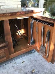 outdoor kitchen storage cabinets u2013 designmag co