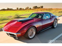 c3 corvette suspension upgrade 1971 chevy corvette a lot for a popular rodding